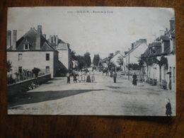 Gouzon Route De La Gare - Other Municipalities