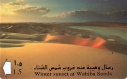 *OMAN - 29OMNR* -  Scheda Usata - Oman