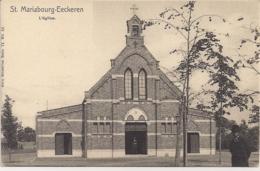 """MARIABOURG-MARIABURG-EKEREN-BRASSCHAAT-ANTWERPEN """" L'EGLISE-DE KERK""""NELS, Serie 71 N°51 - Antwerpen"""