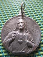 Religious Medal - Vigo Carmeli - Religion & Esotérisme