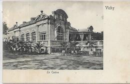 03, Allier, VICHY, Le Casino, Scan Recto Verso - Vichy