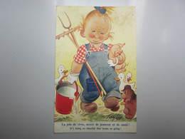 """Carte Postale Illustrateur TAYLOR """"La Joie De Vivre..."""" - Taylor"""