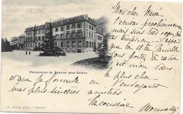 SUISSE - VEYRIER - PENSIONNAT DE VEYRIER SOUS SALEVE - PRECURSEUR - GE Geneva