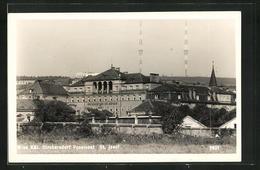 AK Wien-Strebersdorf, Pensionat St. Josef - Unclassified