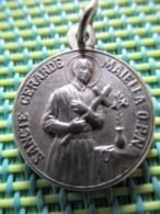 Religious Medal - Sancte Gerarde Maiella - Signed OBC - Religion & Esotérisme