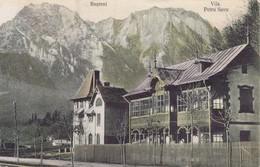 Roumanie - Romania - Busteni - Vila  Petru Savu - Roumanie