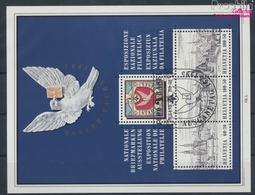 Schweiz Block27 (kompl.Ausg.) Gestempelt 1995 Basler Taube 95 (9419937 - Blokken