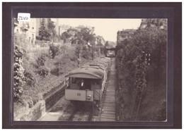 FORMAT 10x15cm - LAUSANNE-OUCHY ( LO ) - REPRO ANNEES 70 - LEUTWILER VERLAG - TRAIN - BAHN - No 801-1 - TB - VD Vaud