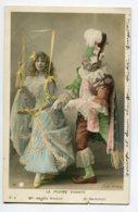 ARTISTE 1045 La Poupée Vivante Angèle HERAUD Et BARTOLETTI  No 5 Cliché WALERY - Entertainers