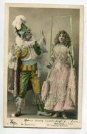 ARTISTE 1174 La Poupée Vivante Angèle HERAUD Et BARTOLETTI  No 3  Cliché WALERY - Entertainers