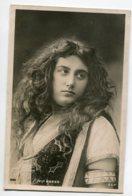 ARTISTE 1184 Mlle BORGO En Chevalier Photog Paul BOYER 989 SIP - Artistes