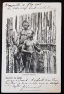 Indigènes De Bazoko Souvenir Du Congo - Congo - Kinshasa (ex Zaire)