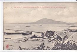 Cpa Old Pc Indochine Vietnam Camranh Tes De Barthelemy - Vietnam