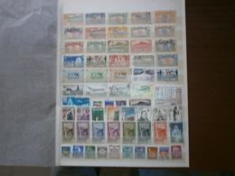 REUNION - Lots & Kiloware (mixtures) - Max. 999 Stamps