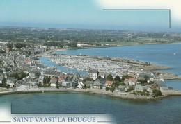 REF.B1 . CPM . 50 . SAINT VAAST LA HOUGUE - Saint Vaast La Hougue