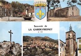 83-LA-GARDE-FREINET- MULTIVUES - La Garde Freinet