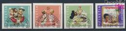 Schweiz 1941-1944 (kompl.Ausg.) Gestempelt 2005 Pro Juventute (9419403 - Used Stamps