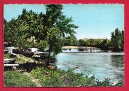 AB151 84 ISLE SUR SORGUE  LA SORGUE PARTAGE DES EAUX - L'Isle Sur Sorgue
