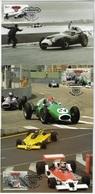 Portugal 2008 3 Maximum Postcards Sport Racing Motor Racing In Boa Vista Formula 1 - Automobile