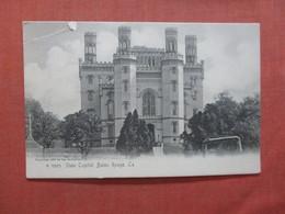 Rotograph  State Capitol  Louisiana > Baton Rouge Ref 3993 - Baton Rouge