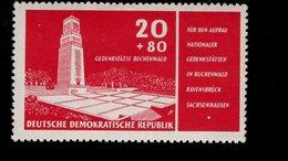 DDR 538 - 542 Buchenwald / Olympische Sommerspiele / R. Schumann I  Postfrisch ** MNH Neuf - DDR