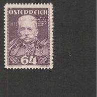 AUSTRIA...1935:Michel622mnh** With Full,original Gum - Ongebruikt