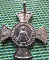 Religious Medal - Saint Enfant Jesus Priez Pour Nous - Religion & Esotérisme