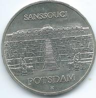 East Germany / DDR - 1986 - 5 Marks - Potsdam Sanssouci Palace - KM110 - 5 Mark