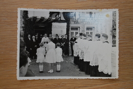 2377/Photo Carte- Sacerdos In Aeternum (Jakob Braun Kohlenhan Eupen SPRL) - Raeren