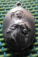 Religious Medal - Ste Odile - Religion & Esotérisme