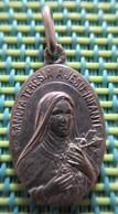 Religious Medal - Sancta Teresia A Jesu Infante - Religion & Esotérisme