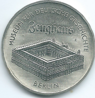 East Germany / DDR - 1990 - 5 Marks - Zeughaus Museum - KM135 - 5 Mark