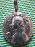 Religious Medal - Jeanne D' Arc - Domremy - Religion & Esotérisme