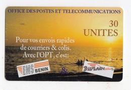 BENIN Prépayée TELE PLUS 30 U - Bénin