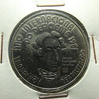 Portugal 100 Escudos 1984 Ano Internacional Do Deficiente - Portogallo