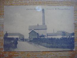 CUL DES SARTS - Usines Thomas - Philippe ( Tabac ) - Cul-des-Sarts