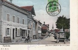 Suisse - Vallorbe (VD) - 6 CPA Dont 3 Colorisées, Circulées, TB état. 6 Scan - VD Vaud