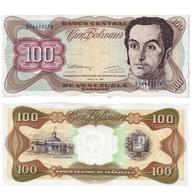 Billet Venezuela 100 Bolivare - Venezuela