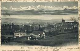 SUISSE  BIENNE, BIEL - BE Berne