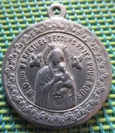 Religious Medal - ND Du Perpétuel Secours - St Gérard Majella PPN - Religion & Esotérisme