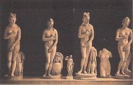 NAPOLI. Museo Nazionale. Gruppo Di Veneri. - Napoli (Naples)