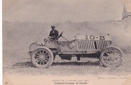 D72  Circuit De La Sarthe 1906  Panhard Levassor II ( Heath ) - Le Mans