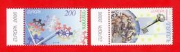 Armenien / Armenie / Armenia 2006, Europa 2006. Integration Mi 550-551 - MNH ** - 2006