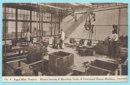 1756 - ZUID AFRIKA - SOUTH AFRICA - PRETORIA - ROYAL MINT - BLANK CLEANING & BLANCHING TANKS - Südafrika