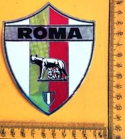 147 ROMA SCUDETTO CALCIO VINTAGE BELLISSIMO ADESIVO STICKER AUTOCOLLANT ETIQUETA NUOVO NEW #07AD - Autocollants