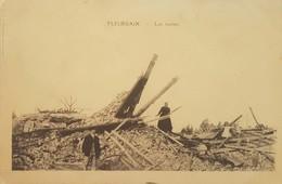 FLEURBAIX. Guerre 14-18. Les Ruines. - Autres Communes