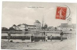 Chazeuil : Le Château (Editeur Non Mentionné) - Other Municipalities
