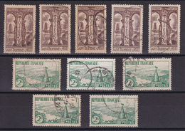 D 152 / LOT N° 301/302 OBL COTE 28€ - Collections