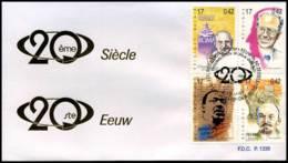 [F7783] 2858 - FDC - 20ste Eeuw  #1  P1338 - 1991-00