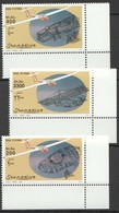 W043 2002 SOOMAALIYA AVIATION SAIL FLYING 1SET MNH - Aerei